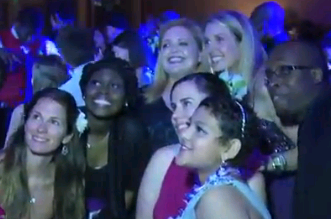 "200 kids with cancer hold ""A Prom To Remember"""