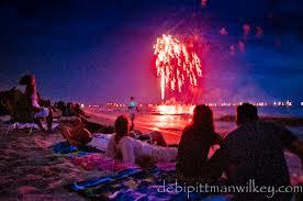 fireworksbeach
