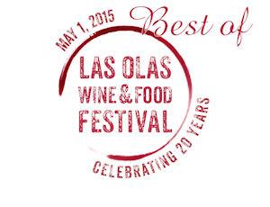 The Best of the Las Olas Wine & Food Festival