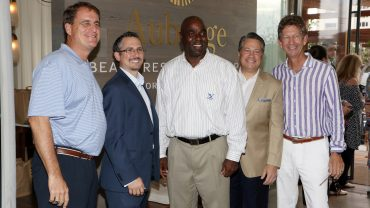 AUBERGE BEACH RESIDENCES & SPA FORT LAUDERDALE KICKS OFF ForeHOPE GOLF TOURNAMENT