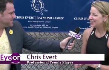 Chris Evert Raymond James Pro-Celebrity Tennis Classic