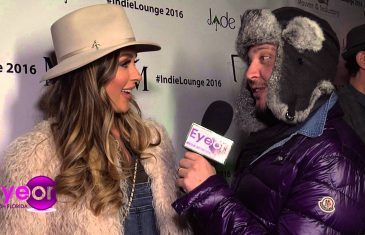 Courtney Sixx at Sundance Indie Lounge
