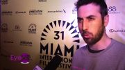 Director Ti West on the Red Carpet