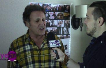 Frank Stallone at Indie Lounge Sundance Film Festival