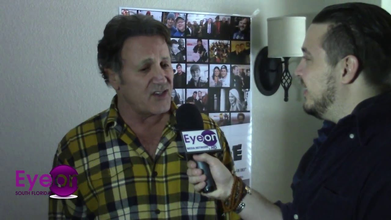 Frank Stallone at Indie Lounge Sundance Film Festival