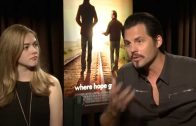 Jackie Watson 1-on-1 with cast of Where Hope Grows