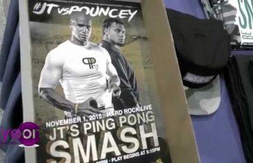 Jason Taylor's PING-PONG SMASH 12