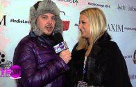 Max Tucci with Victoria Fratz at Sundance 2016