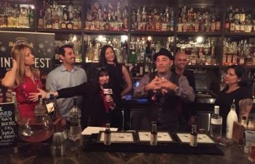 Meet the Winterfest Bartender Finalists: Valentino's