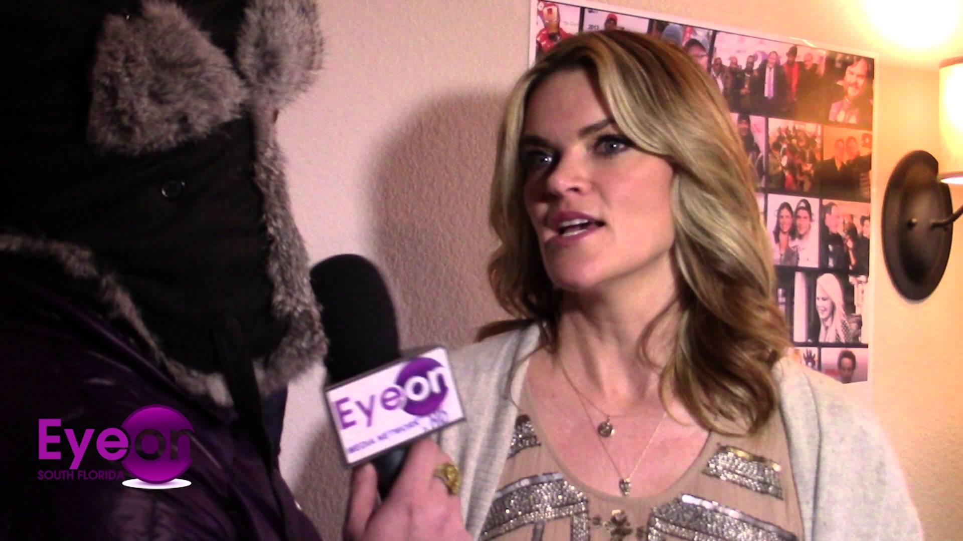 Missi Pyle at Indie Lounge Sundance Film Festival