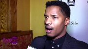 Nate Parker at Sundance Spotlight Initiative Gala