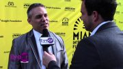 On the Red Carpet with Miami Film Festival Executive Director Jaie Laplante