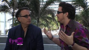 One on One with actor Andy Garcia