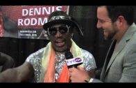 One on One with Dennis Rodman