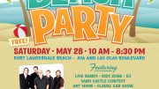7th Annual Great American Beach Party