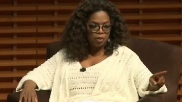 Oprah on There are No Mistakes