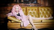Cyndi Lauper performs at Mizner Park Amphitheater
