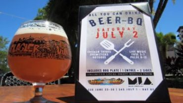 Beer-BQ at The Brass Tap Fort Lauderdale