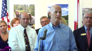Governor Scott Signs Legacy Bill at FAU Pine Jog Center
