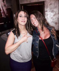 Lisa Sussman & Comedian Rachel Feinstein IMPROV in West Palm Beach, FL Eye On South Florida