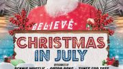 CHRISTMAS IN JULY- BENEFITS DELLENBACH FOUNDATION
