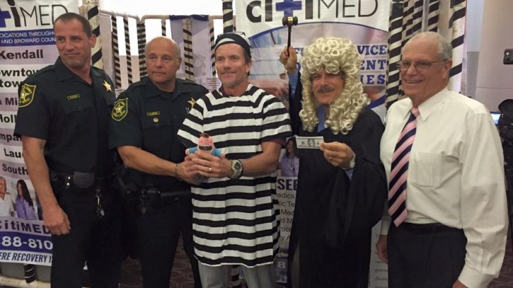 Jail and Bail 2016 Attorney David Singer 25 years of fundraising