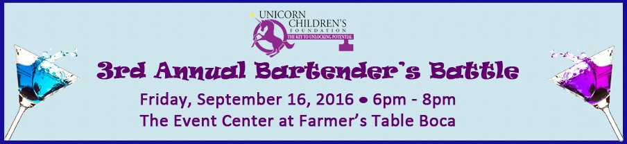 3rd Annual Bartender's Battle