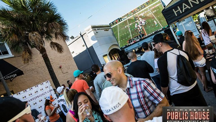 Miami Dolphins Season Opener Block Party