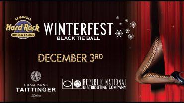 Winterfest Black Tie Ball