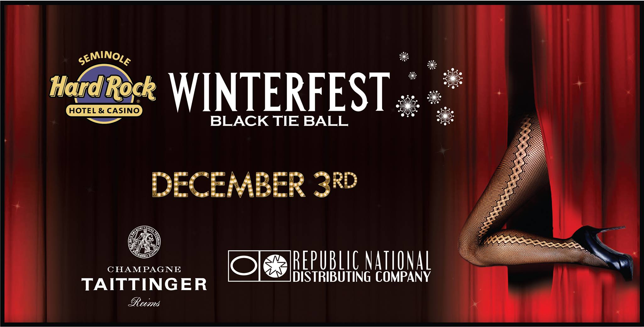 Winterfest Black Tie Ball