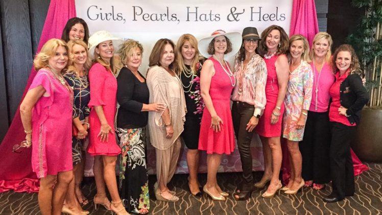 5th Annual Girls, Pearls, Hats & Heels