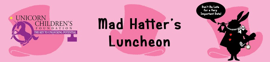 Unicorn Children's Mad Hatter's Luncheon