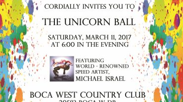 The Unicorn Ball 2017