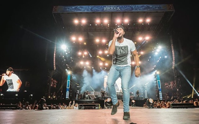 COUNTRY MUSIC'S BIGGEST BEACH PARTY – TORTUGA FEST