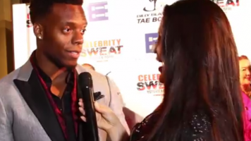 Celebrity Sweat Annual ESPY Party on the VIP Red Carpet