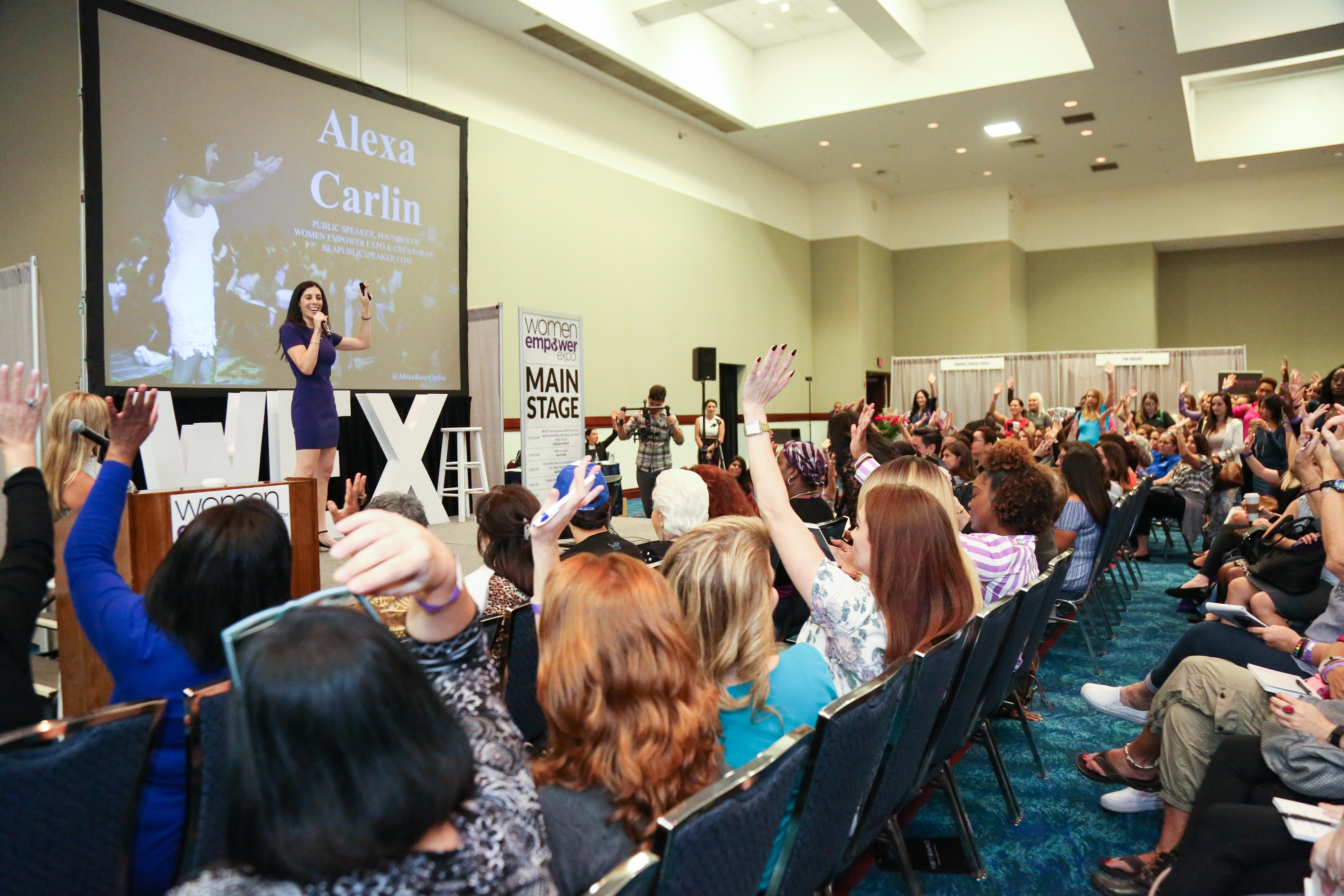WEX 2017 – Women Empower Expo 2017