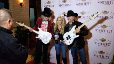 Big & Rich 2017 Grand Marshals Seminole Hard Rock Winterfest Boat Parade