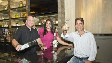 Unicorn Children's Foundations' Celebrity Bartending Battle